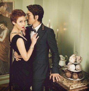 Yoon Mi Rae And Tiger Jk Hookup