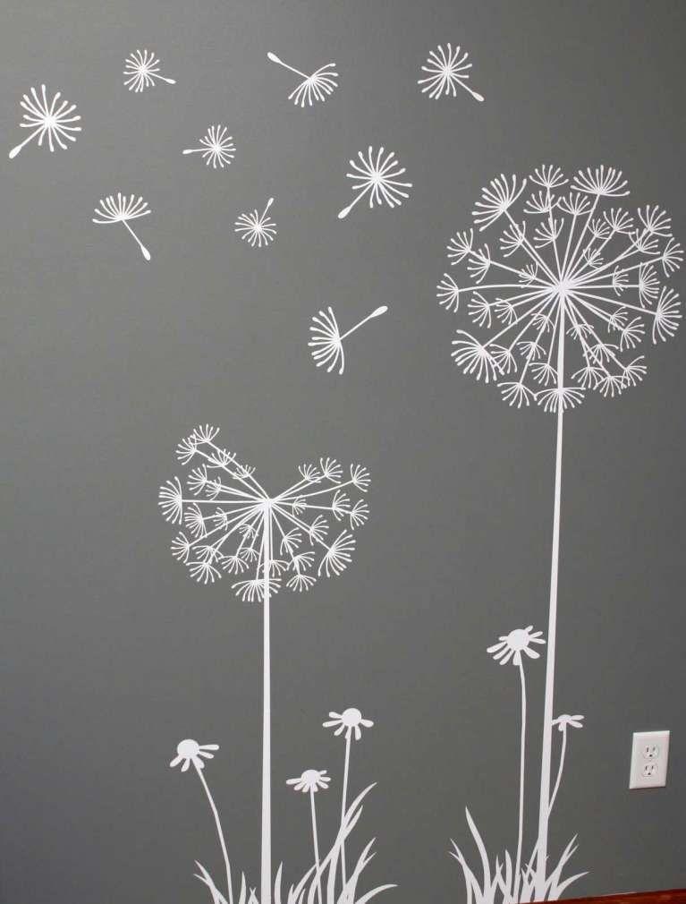 Stencil per decorare le pareti foto 4 40 pourfemme for Immagini di pareti colorate