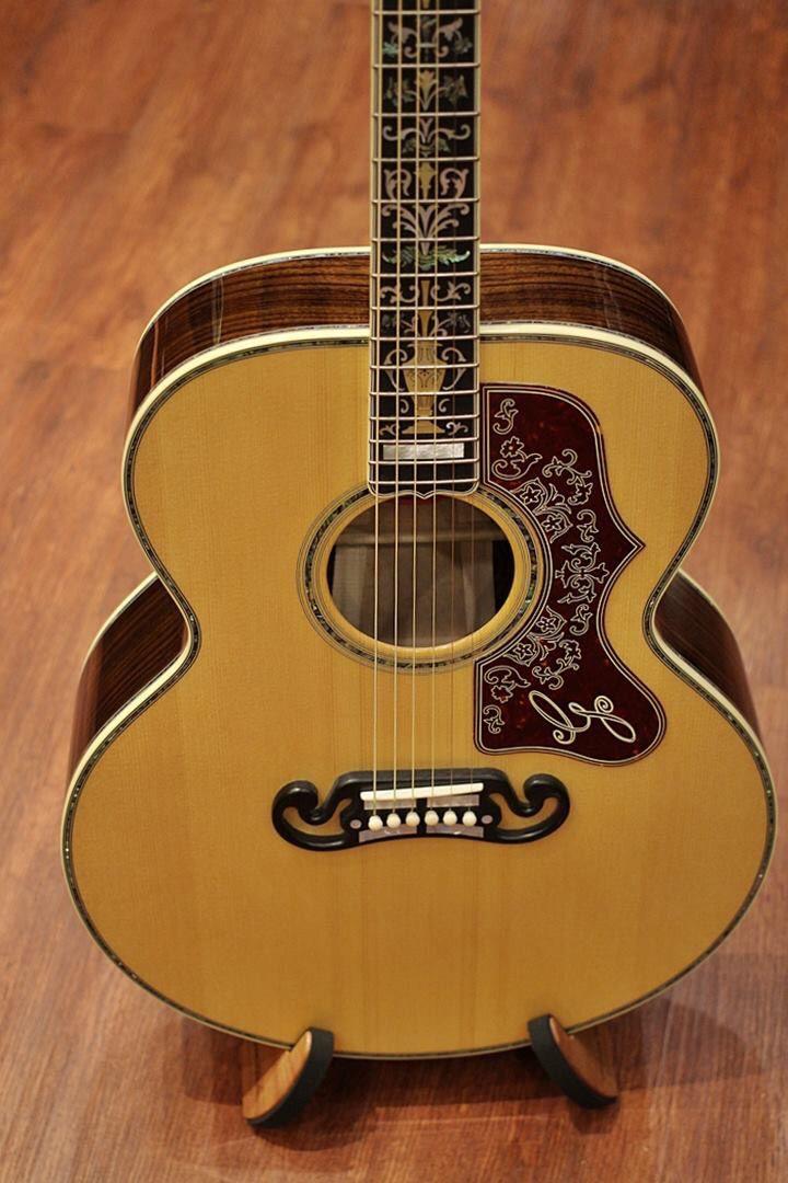 Gibson Sj 200 Acoustic Guitar Guitar Gibson Guitars Acoustic Guitar