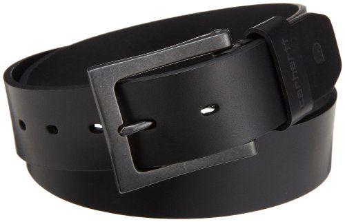 Carhartt Men's Anvil Belt,Black,34   Mens belts, Mens