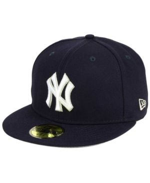 New Era New York Yankees Pintastic 59FIFTY Cap - Blue