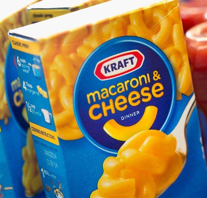 Kraft heinz quietly changes its mac cheese recipe