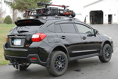 Xv Subaru 4x4 Lifted Cars Forester Impreza