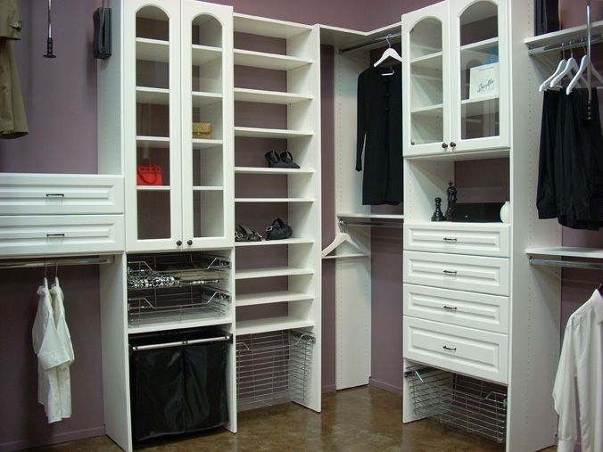 Master Closets | SpaceMan Home U0026 Office | Houston, TX