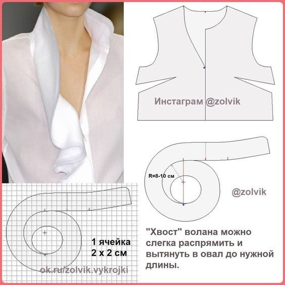Cuello Sastre Tutorial Patrones y confección. (cuello