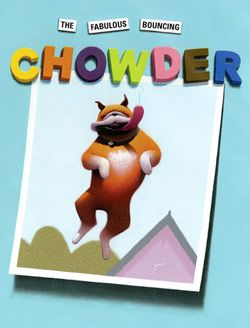 The Fabulous Bouncing Chowder by Peter Brown is the sequel to Chowder. What a dog. What a funny book!