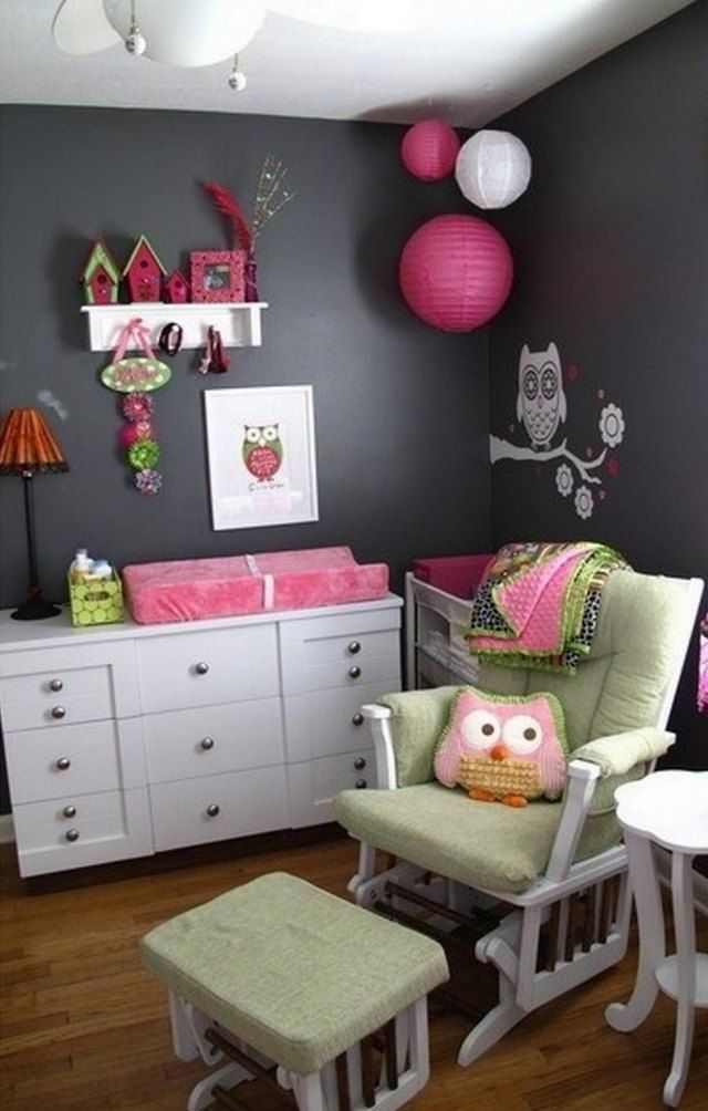 deco hibou fille. Black Bedroom Furniture Sets. Home Design Ideas