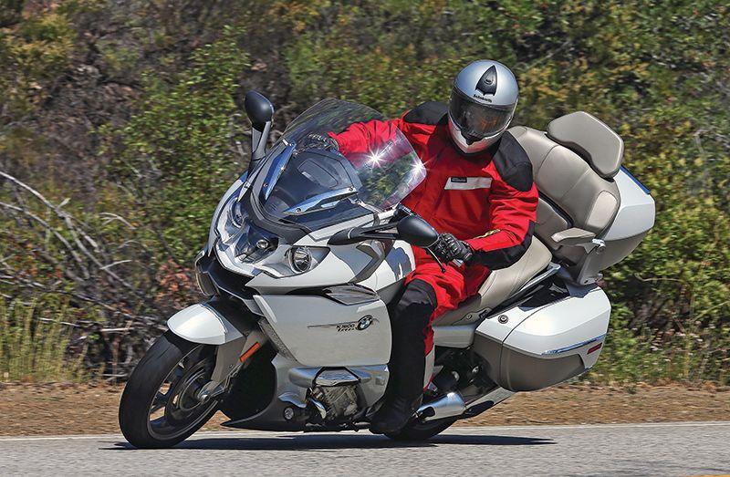 2014 bmw k 1600 gtl exclusive road test   rider magazine   bmw