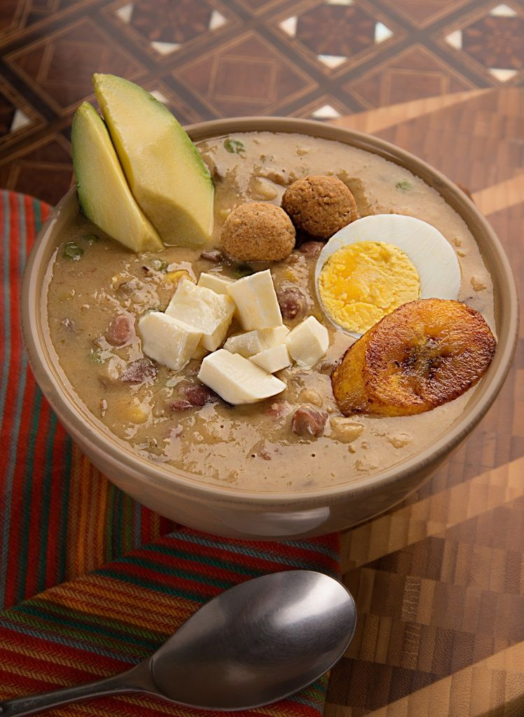 Fanesca comida tipica ecuatoriana receta facil  COCINA   Recetas ecuatorianas Comidas tradicionales y Comida