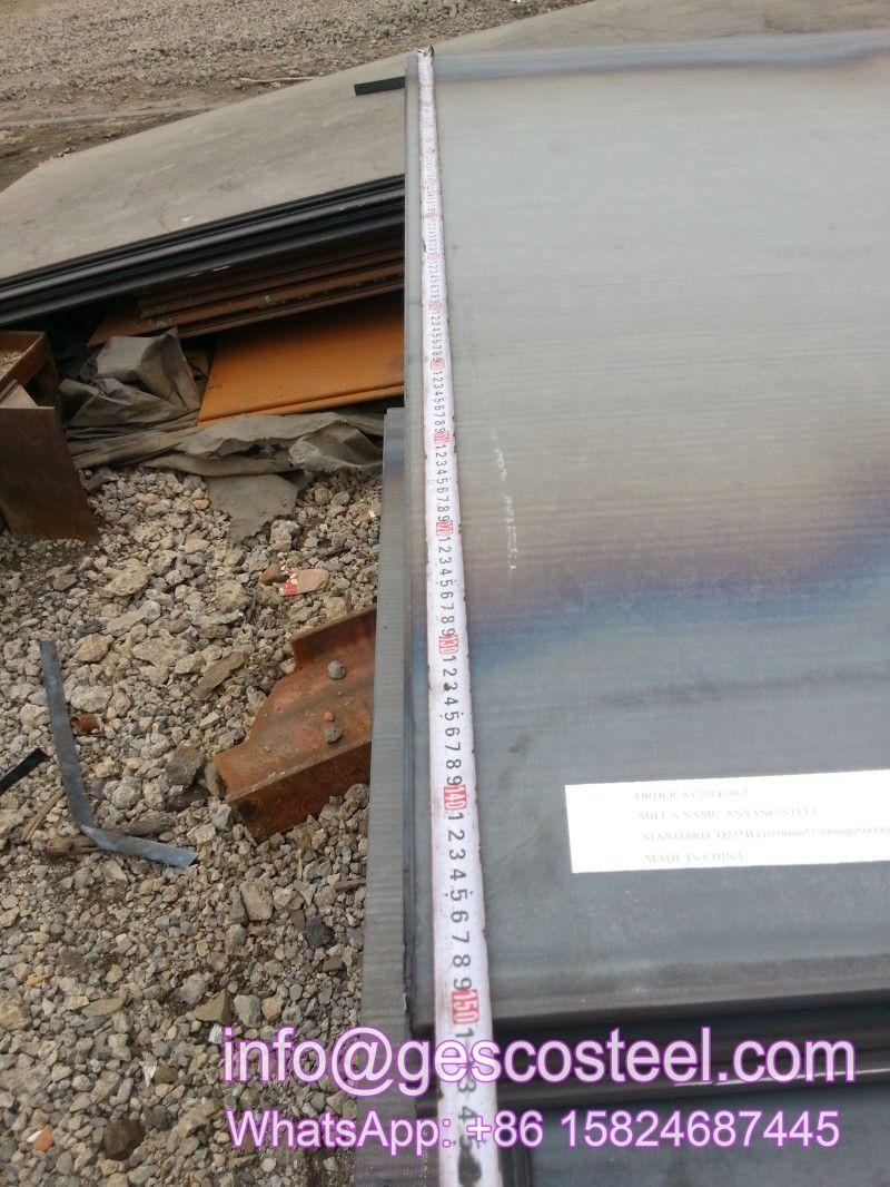 q235 q235 steel properties ss400 material a36 steel plate