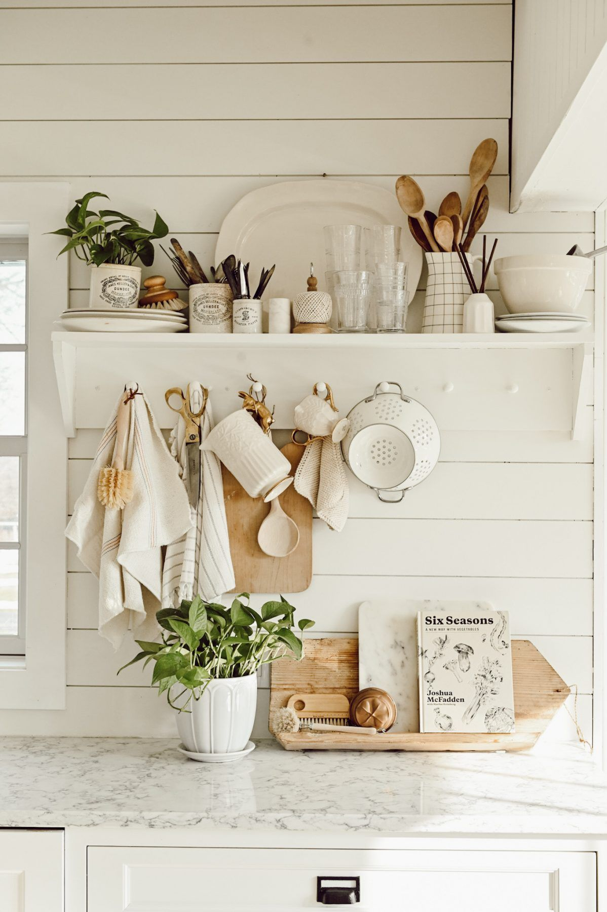 The perfect Cozy Winter Kitchen