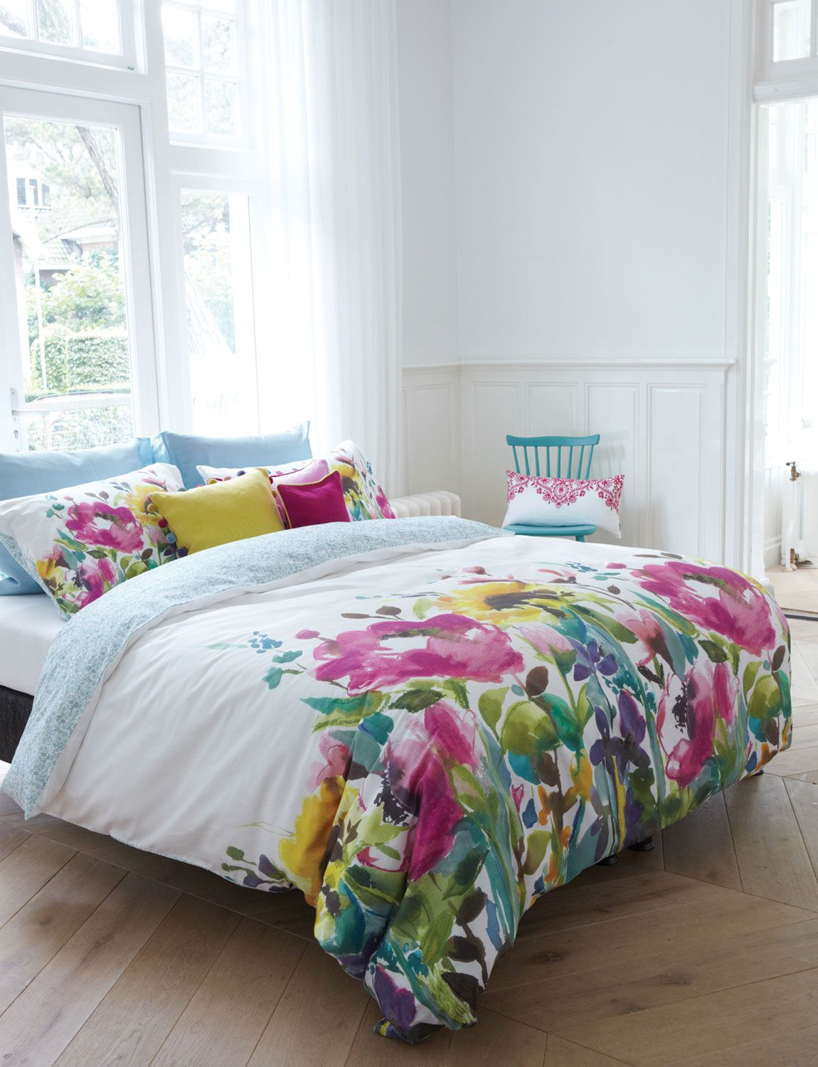 Bedding collection bluebellgray cojines pinterest - Cojines de seda ...