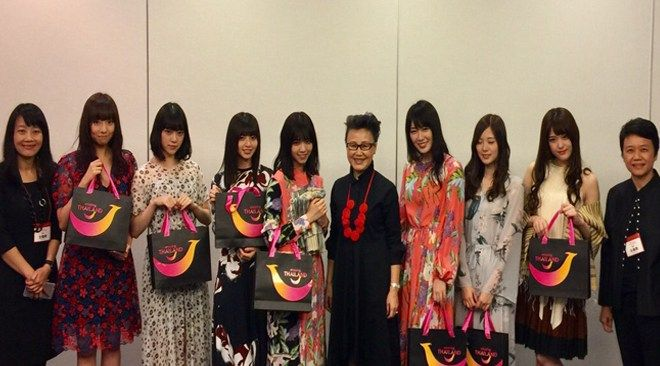 With the Japanese economy showing strong signs of recovering and expecting Japanese travelling abroad to significantlly rise, Tourism Authority of Thailand (TAT) appointed Nogizaga 46, Japan's famous idol girl group, as Thailand's Tourism Brand Ambassadors to promote Thai tourism to the Japanese market.  #Japanesemarket #Nogizaga46