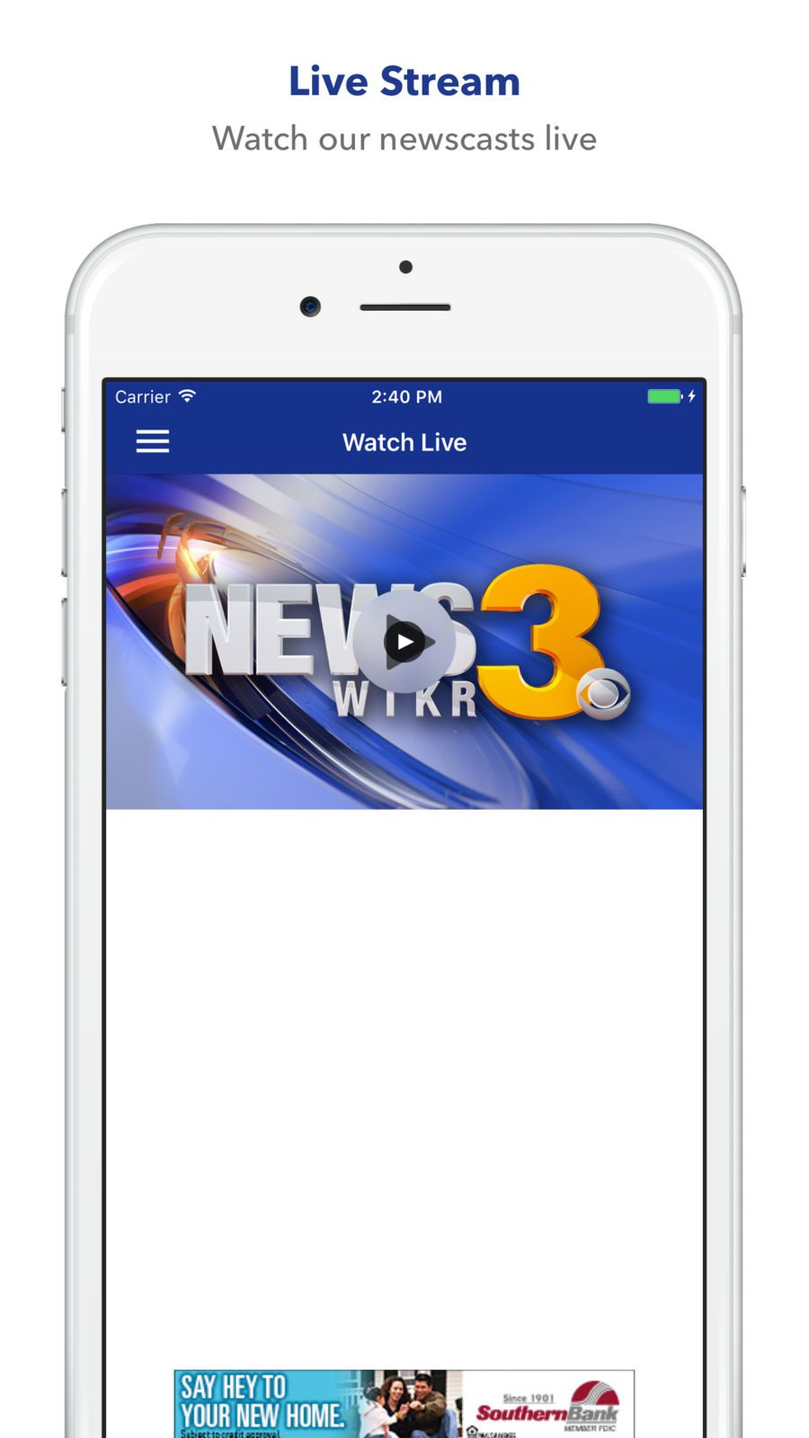 WTKR News 3 WeatherLLCappsios Ios apps, App, Apples