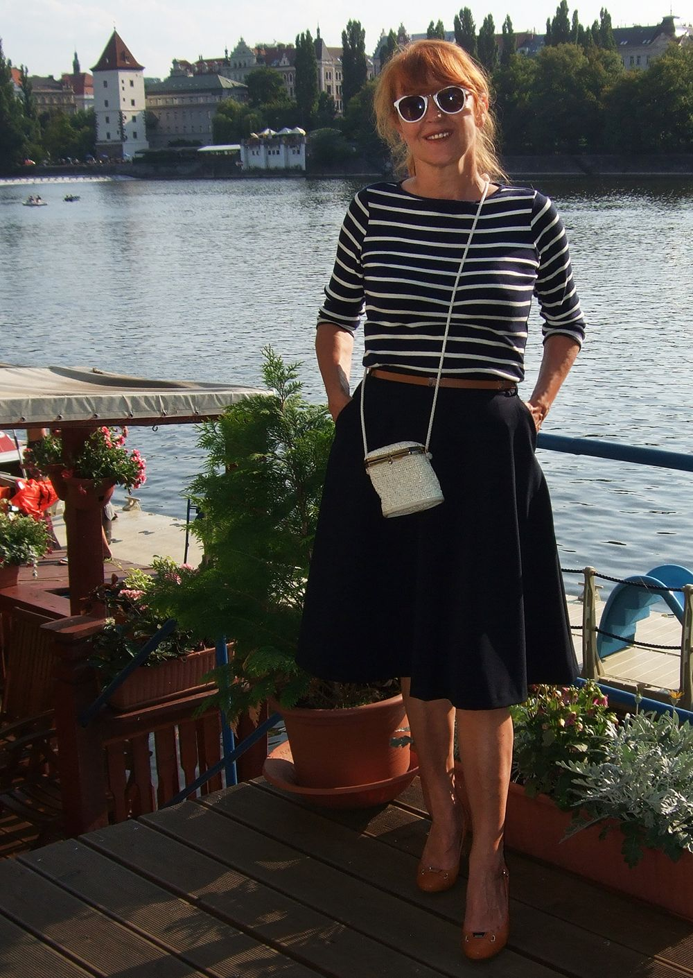 Babie letá: 50+: Podvečer na Vltave