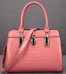 d056e1d59161 Hot Sale New 2014 Fashion Brand Big Bags Women Cowhide Handbag Bag Shoulder  bag Vintage crocodile 14 Colors Gift leather bags Q5
