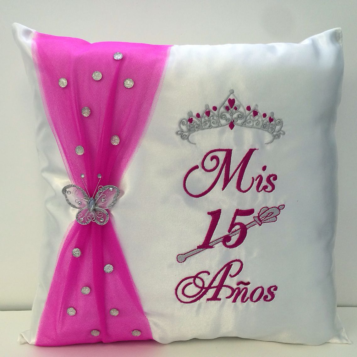 Quinceanera pillow | Quinceanera dress & party ideas ...