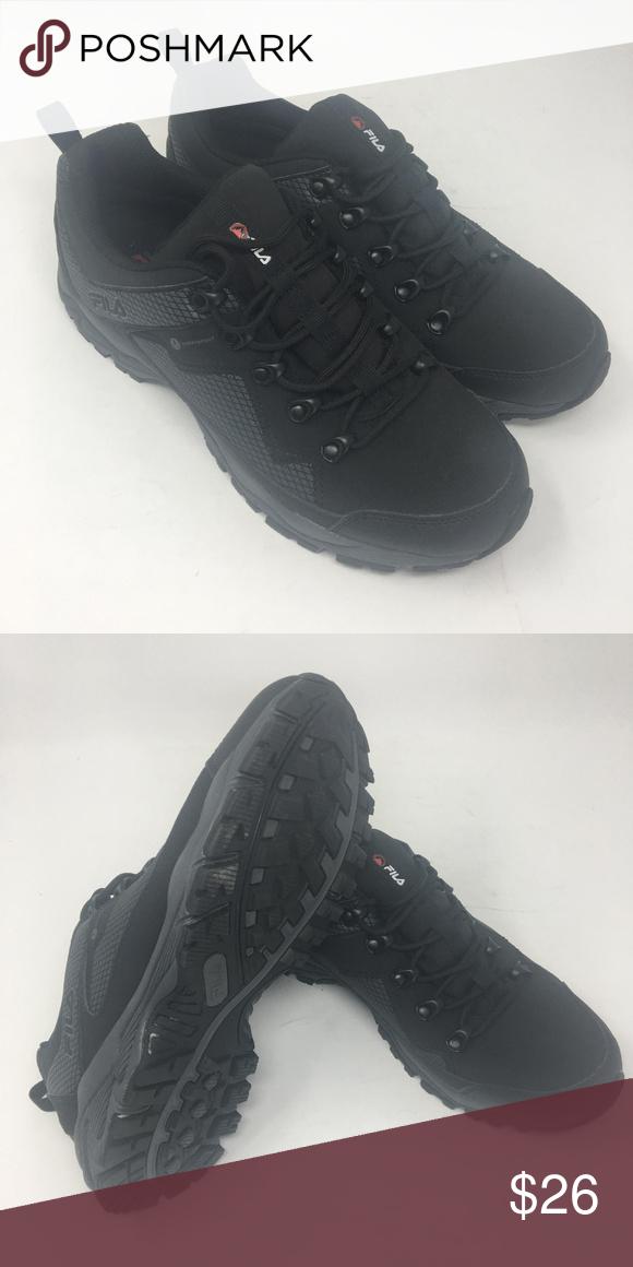 0e42730d01 Fila Men's Waterproof Switchback 2 Hiking Sneakers Fila Men's ...