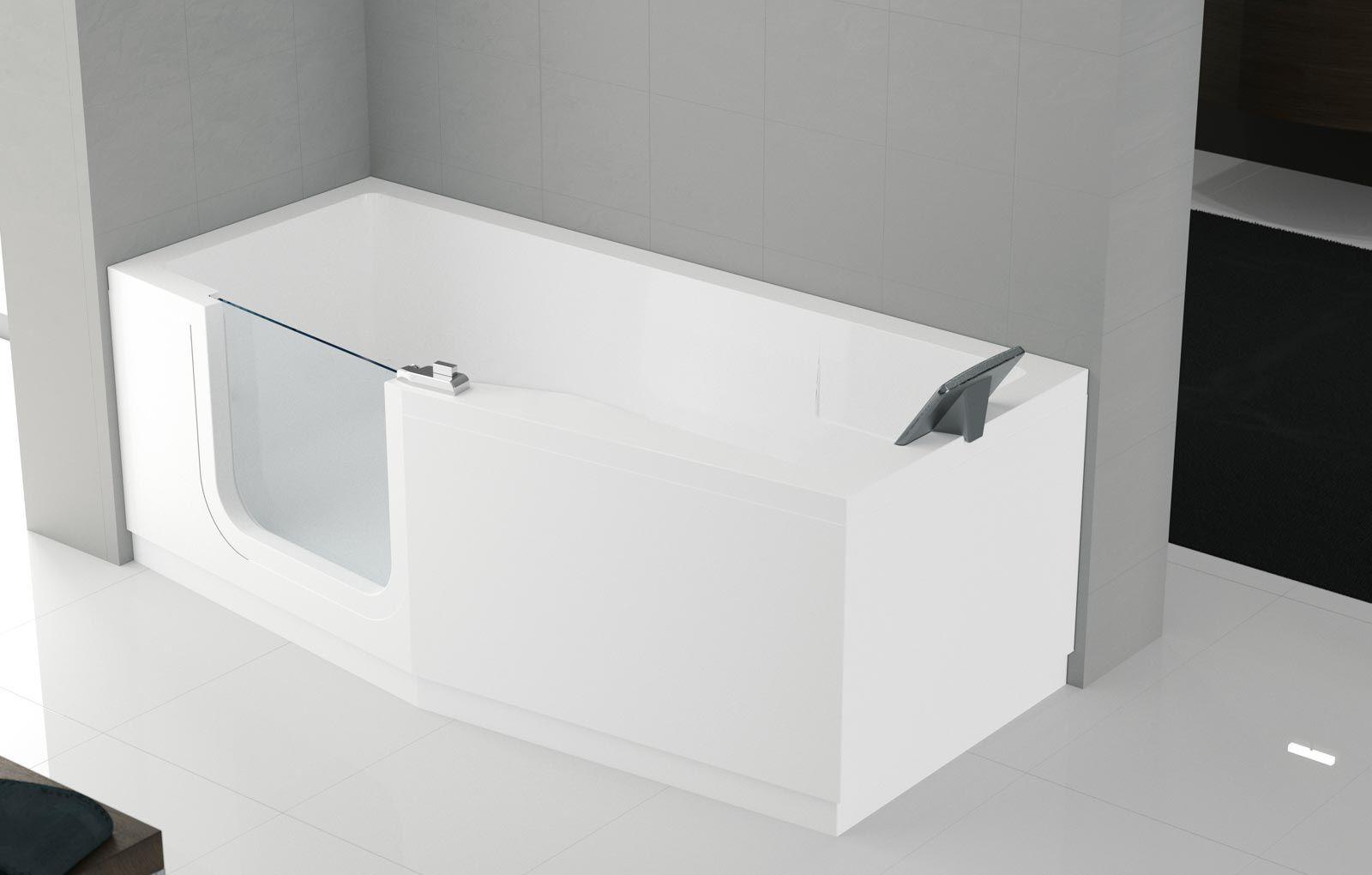 Badewanne Mit Einstieg Bilder Bathroom Design Bathtub Bathroom
