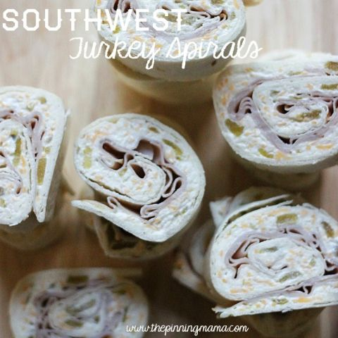 Southwest Turkey Spirals - Ultimate Tailgating Series