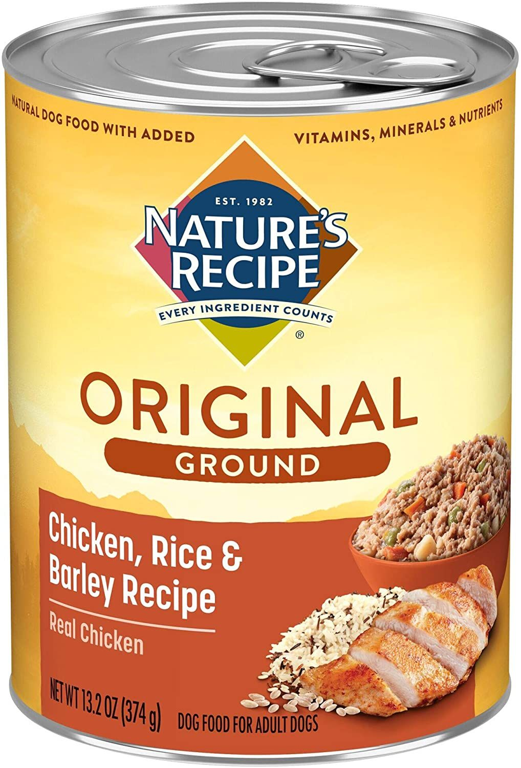 Natures Recipe Easy To Digest Wet Dog Foodchickenrice Ampbarley Recipe Ounce Canpack Of Pet Supplies Amazon Affiliate Link Clic Dog Food Recipes Food Recipes