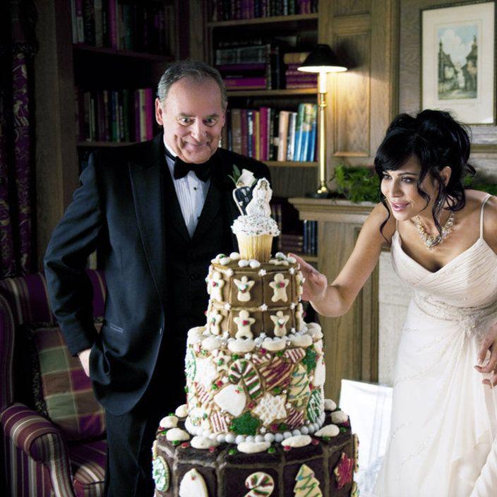Mariage et téléfilms : le gateau. 1
