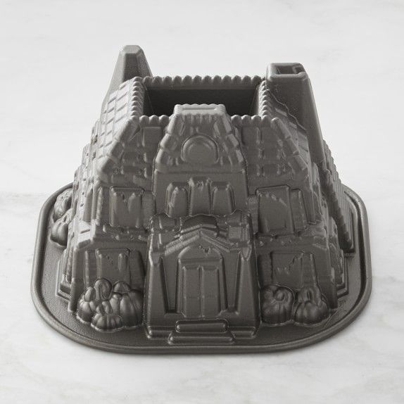 nordic ware haunted house bundt cake pan williams sonoma interior design home