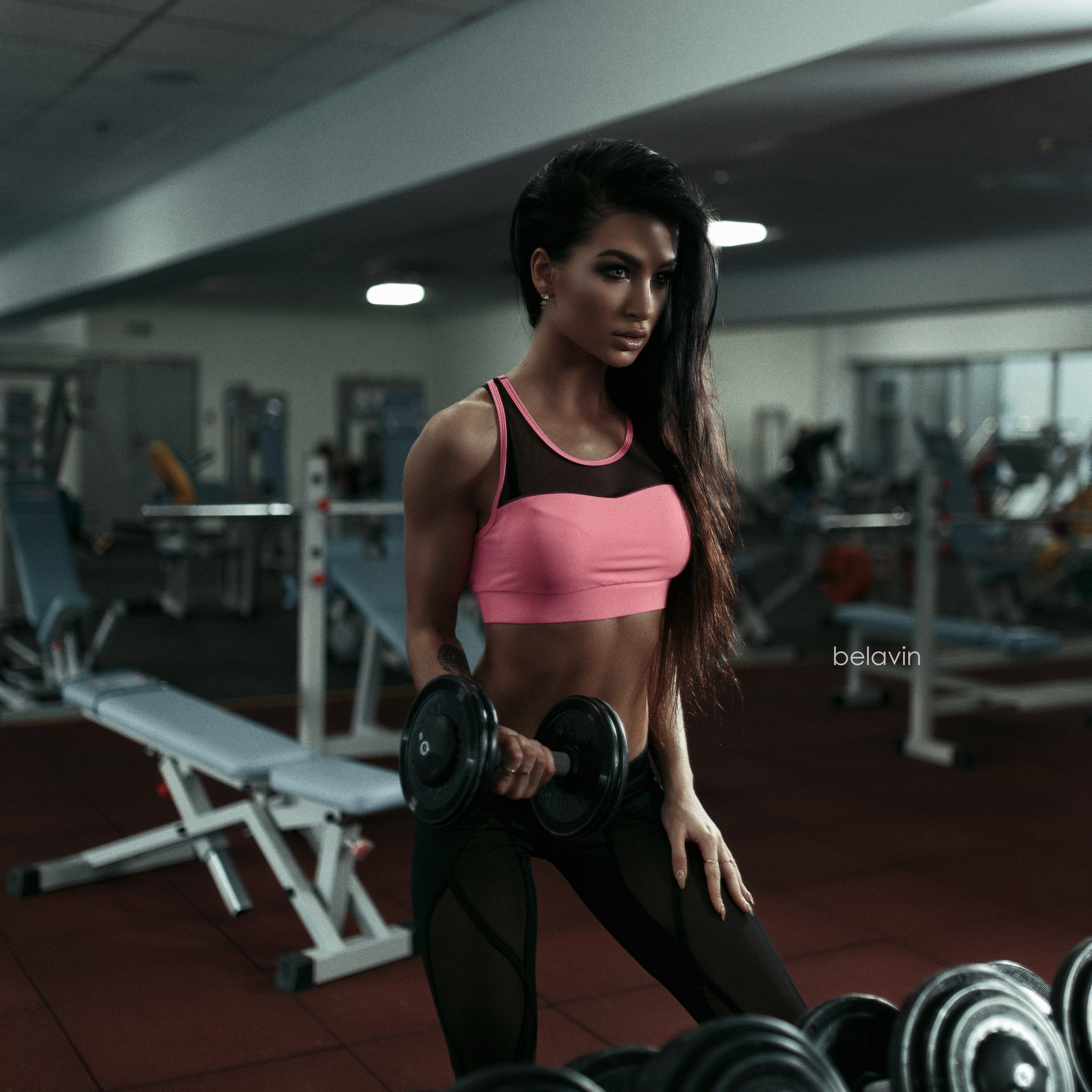 Fitness Babes - Fitness, Sexy
