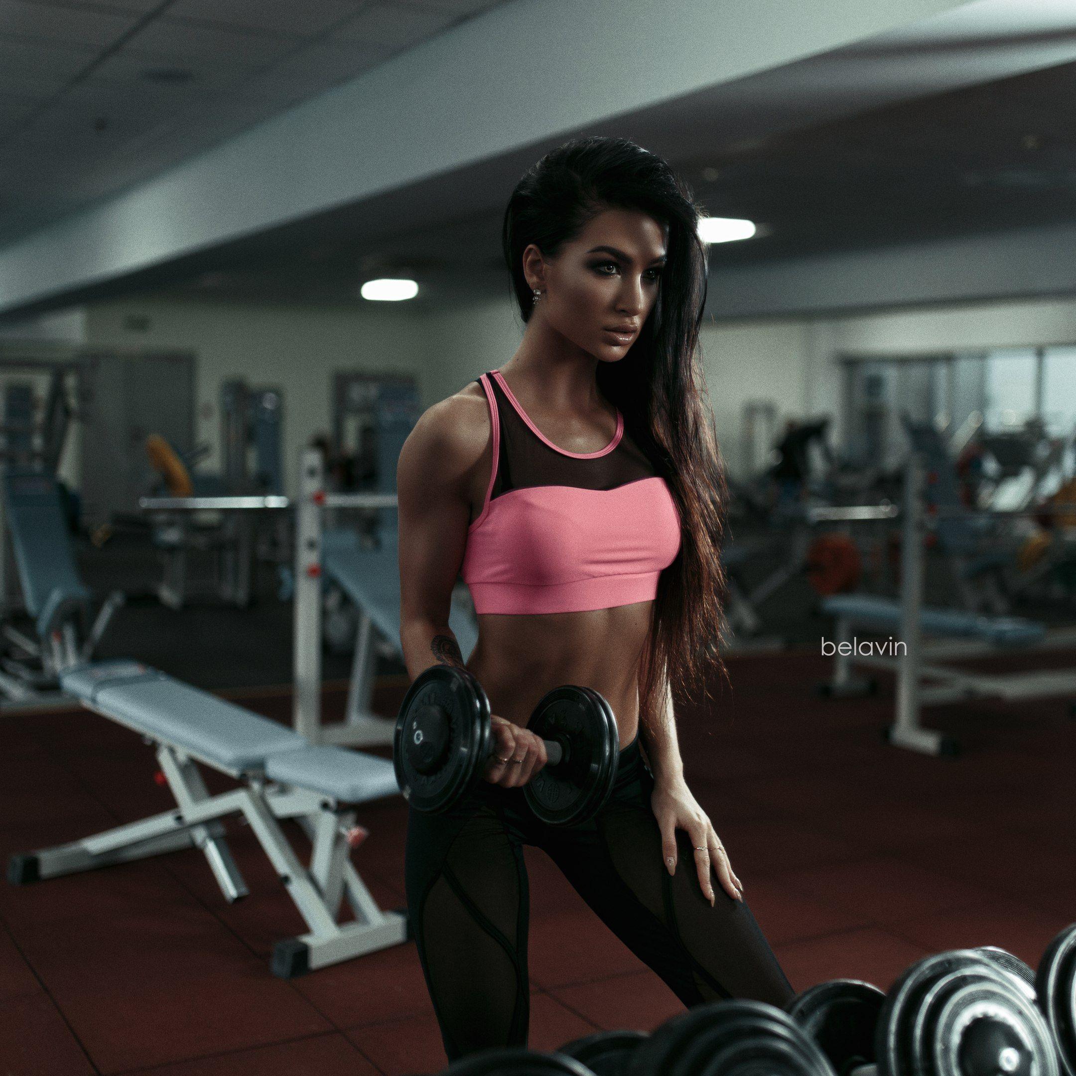 Muscle women vk-2714