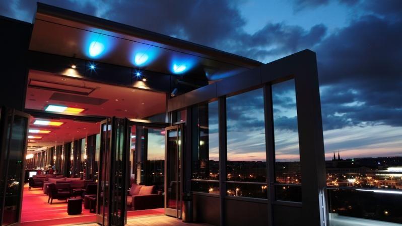 Hilton Prague Photo Tour Swimming Pool Prague Prague Hotels Sky Bar Prague