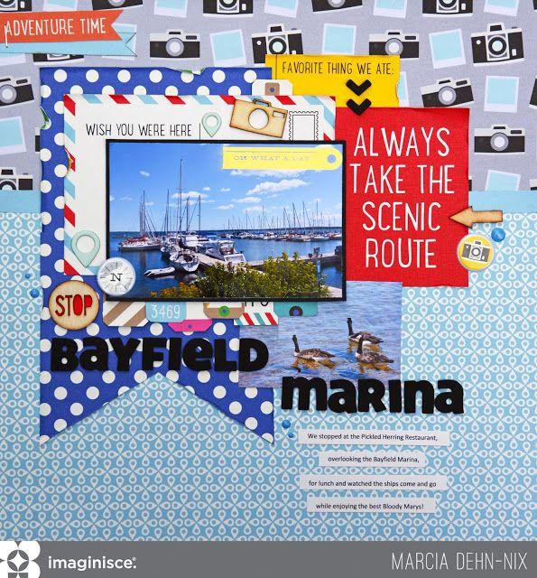 Bayfield Marina - Imaginisce Happy Traveler