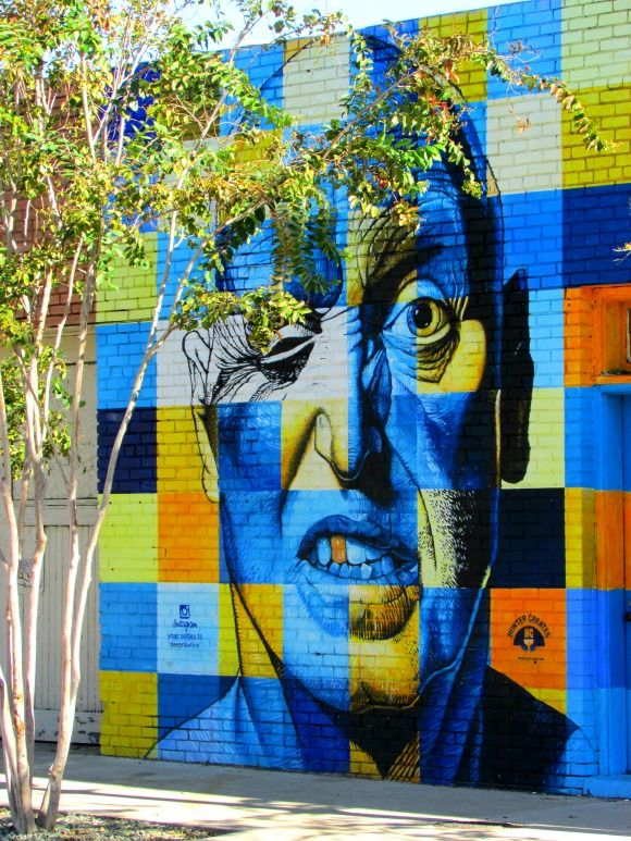 Murals and street art deep ellum dallas texas