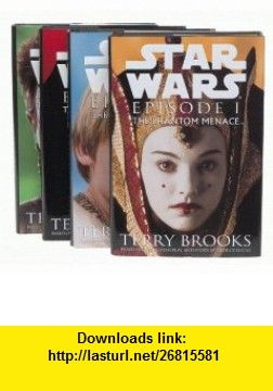 Star Wars Episode I The Phantom Menace (4 Different Cover Set) (9782702837436) Terry Brooks , ISBN-10: 1580601308  , ISBN-13: 978-2702837436 ,  , tutorials , pdf , ebook , torrent , downloads , rapidshare , filesonic , hotfile , megaupload , fileserve