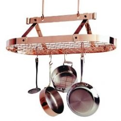 Copper Pot Racks Pot Rack Hanging Pot Rack Hanging Pots