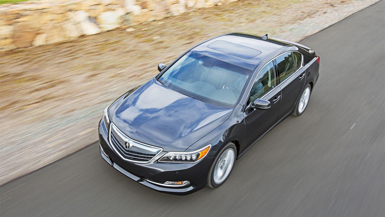 Drives: 2014 Acura RLX   Acura, Driving, Honda legend