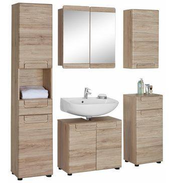 welltime Badmöbel-Set »Malea« (5-tlg) Jetzt bestellen unter - badmöbel kleines badezimmer