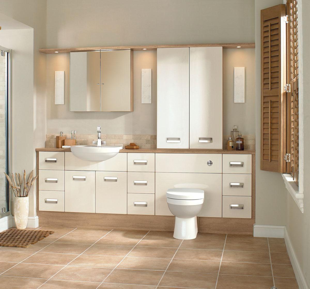 Badezimmer eitelkeiten 60 einzel waschbecken top  kleine ausgestattete badezimmermöbel trends   bad