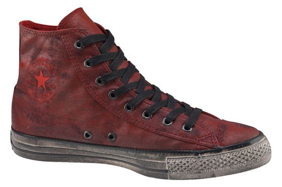 dd2220aa0584 Chuck Taylor All Star Hi (Red) 2009 fall release from the Converse by John  Varvatos collection.