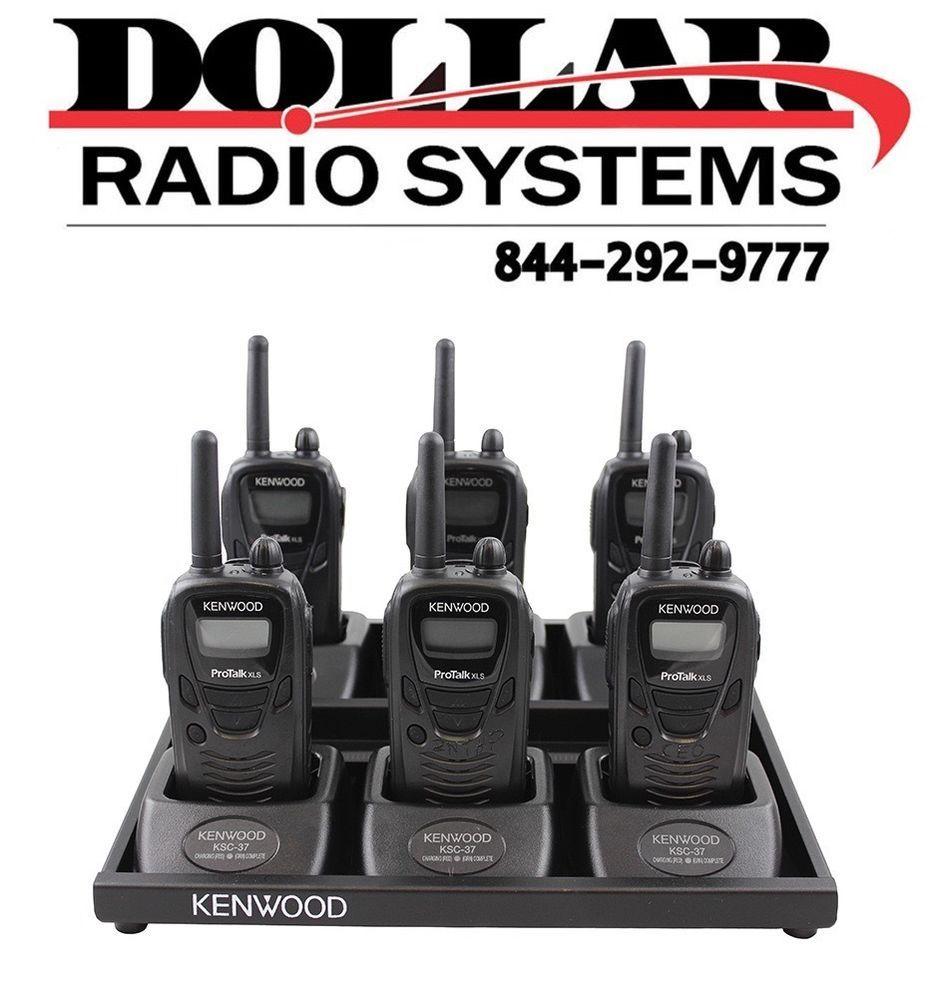 office radios. 6 Gang Lot Kenwood Protalk XLS TK-3230 UHF 1.5W Office Warehouse Business Radio Radios B