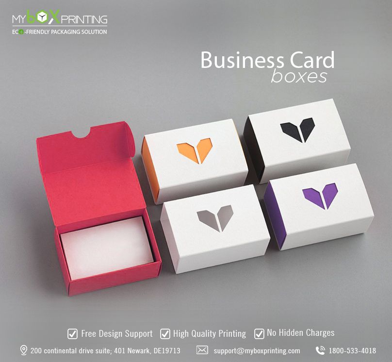 Business Card Boxes Card Box Playing Card Box Make Business Cards