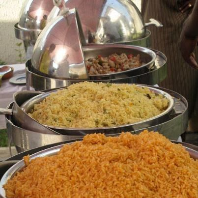 Pin By David Gansallo On Favorite Places Spaces Food West African Food African Food