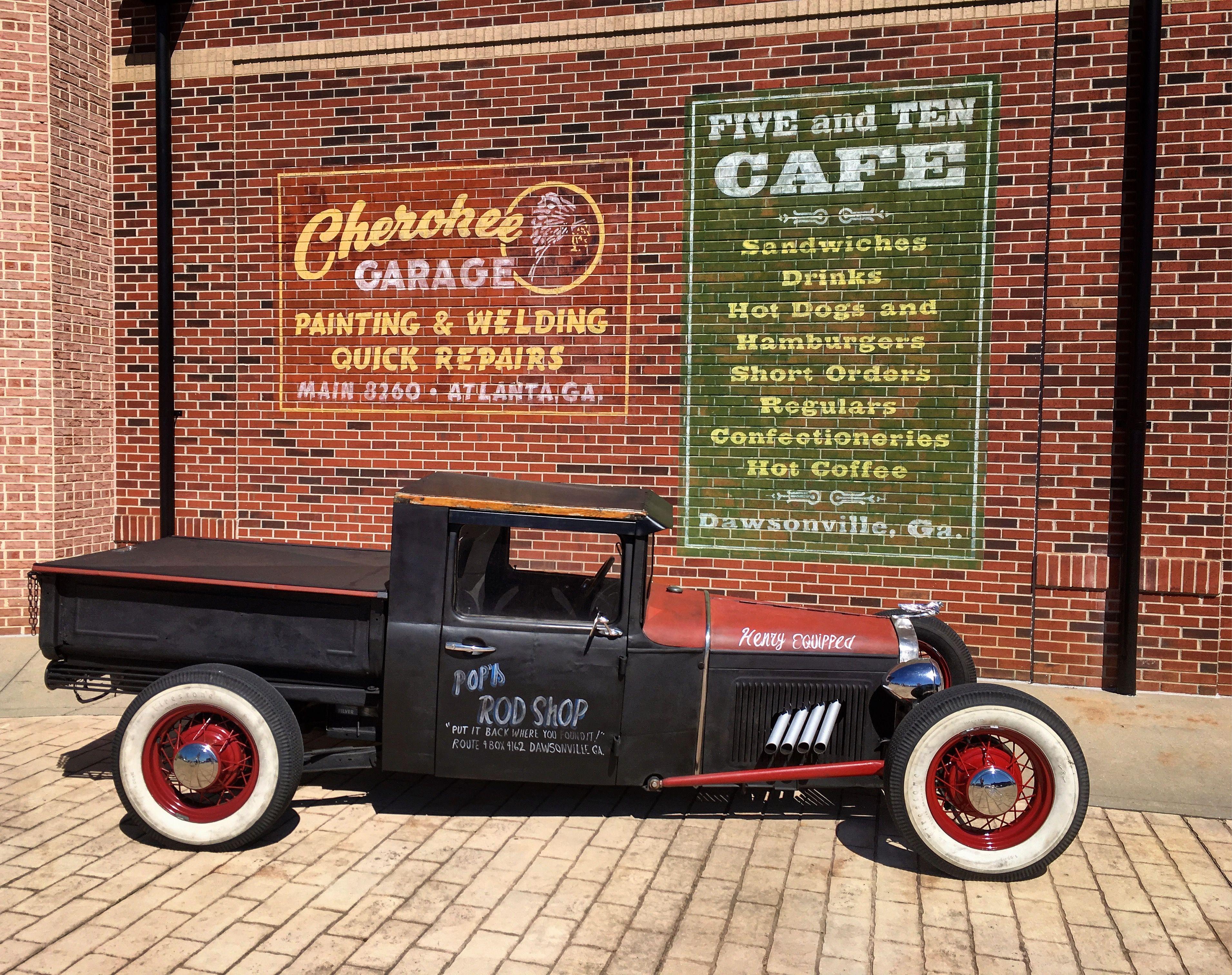 1931 #Ford #ModelA #Pickup #TraditionalHotRod #HotRod #RatRod   My ...