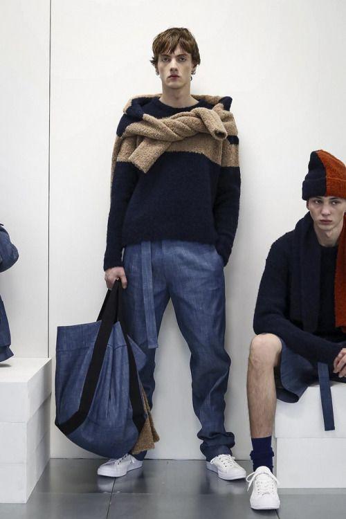 Lou Dalton FW17.  menswear mnswr mens style mens fashion fashion style loudalton runway