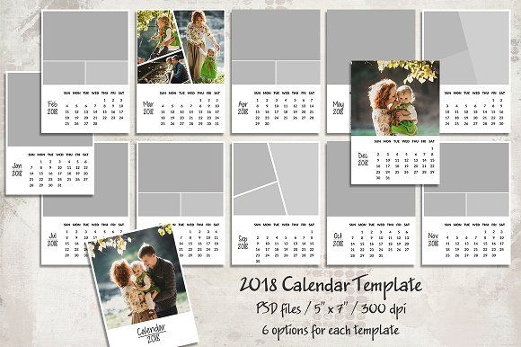 Pin by Mike Farley on Print Design - Calendars Pinterest Template