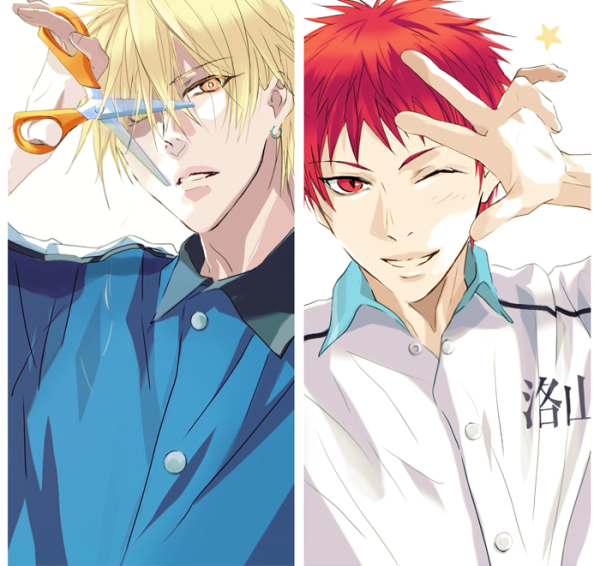 I Wouldnt Know What To Do If Akashi And Kise Switched Personalities