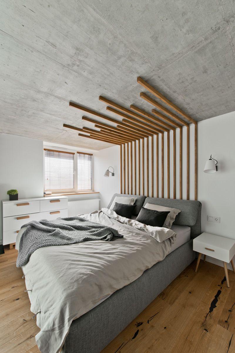Scandinavian Modern Loft Interior by InArch / Scandinavian Modern Loft Interior by InArch (3)
