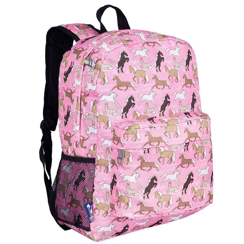 Cartoon Whale School Backpack Boys Girls lunchbox Pencil Bag Set Unisex Daypack