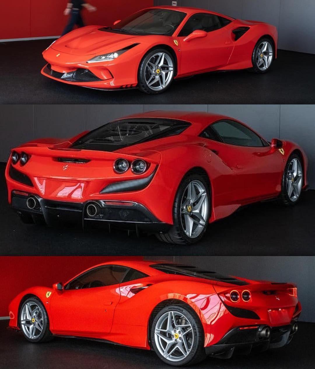 Errari F8 Spider: Ferrari F8 Tributo