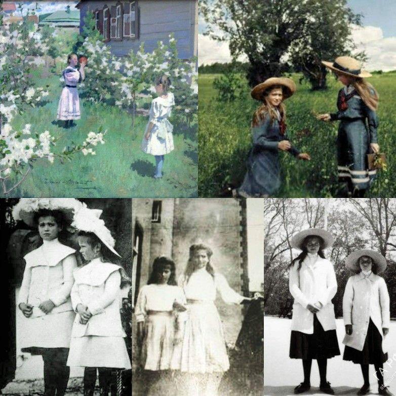 Pin by 1920's Flapper Girl on Romanov | Romanov sisters, Anastasia romanov,  Romanov family