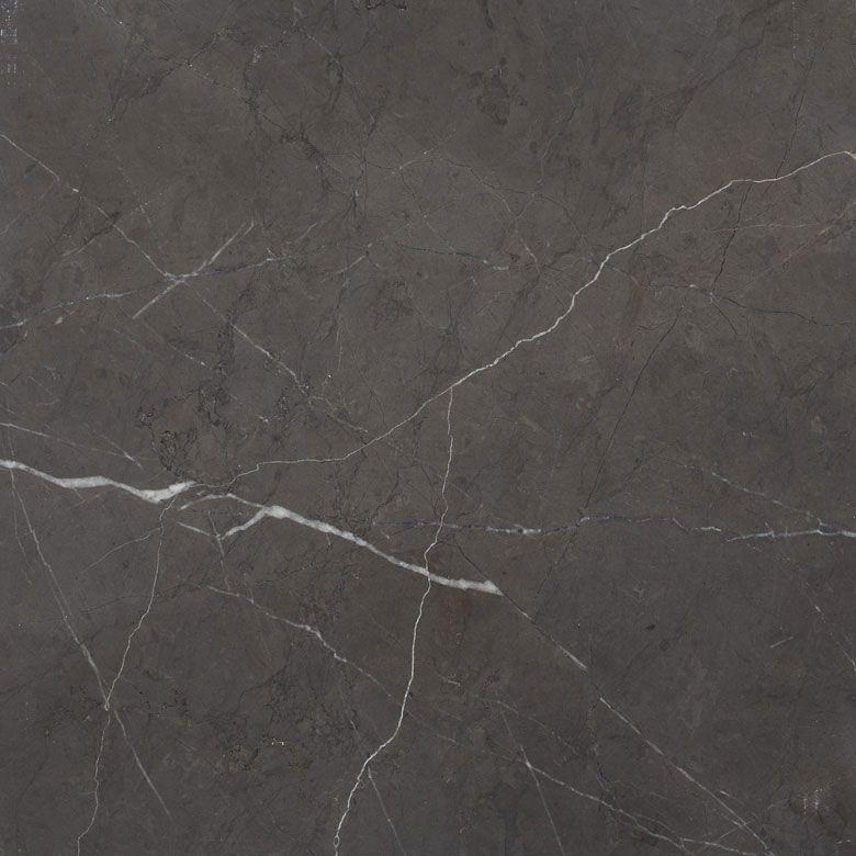Dark Grey Granite : Pietra grey honed a striking marble popular for its